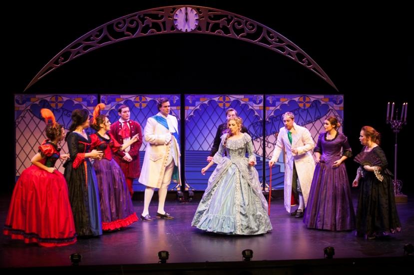 Cinderella 2016 Victorian Opera