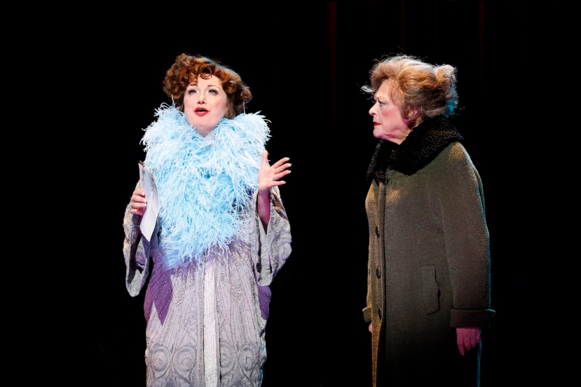 FUNNY GIRL 2016 The Production Company, Caroline O'Connor and Nancye Hayes