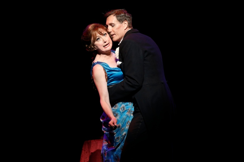 FUNNY GIRL 2016 The Production Company, Caroline O'Connor, David Hobson