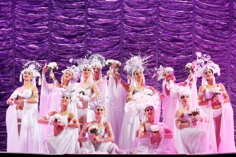 FUNNY GIRL 2016 The Production Company - Female ensemble