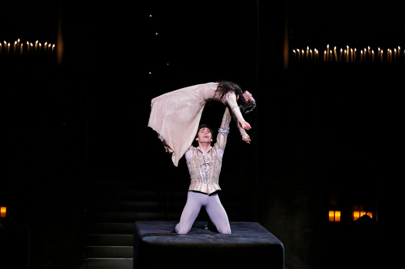 Romeo and Juliet 2016 Houston Ballet, Connor Walsh and Karina González