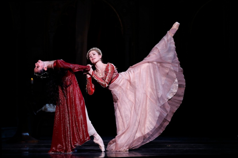Romeo and Juliet 2016 Houston Ballet, Connor Walsh, Karina González, JessicaCollado