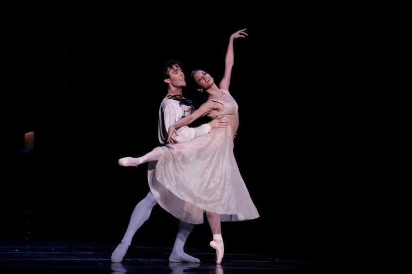 Romeo and Juliet 2016 Houston Ballet, Connor Walsh, Karina González