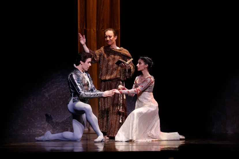 Romeo and Juliet 2016 Houston Ballet, Connor Walsh, Steven Woodgate, Karina González