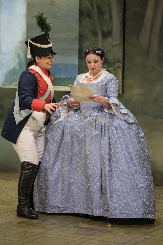 The Marriage of Figaro 2016 Opera Australia, Agnes Sarkis, Emma Castelli