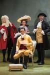 The Marriage of Figaro 2016 Opera Australia, Bradley Cooper, Kristen Leich, Simon Meadows, Steven Gallop