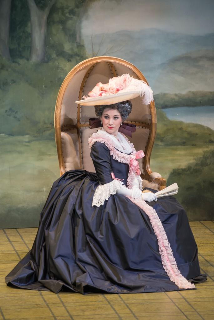 The Marriage of Figaro 2016 Opera Australia, Kristen Leich