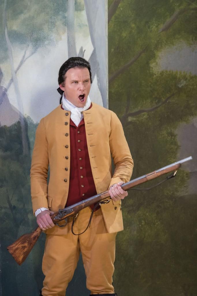 The Marriage of Figaro 2016 Opera Australia, Simon Meadows