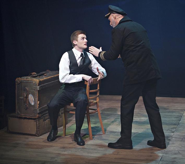 Titanic musical 2016 StageArt, Joel Granger