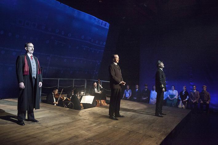 Titanic musical 2016 StageArt, Jon Sebastian
