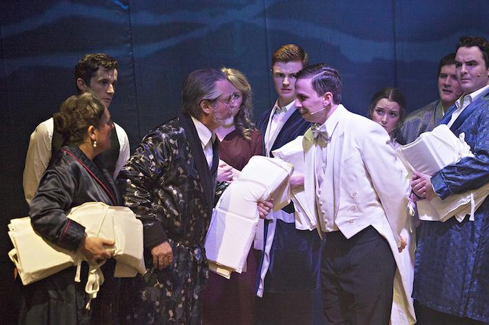Titanic musical 2016 StageArt