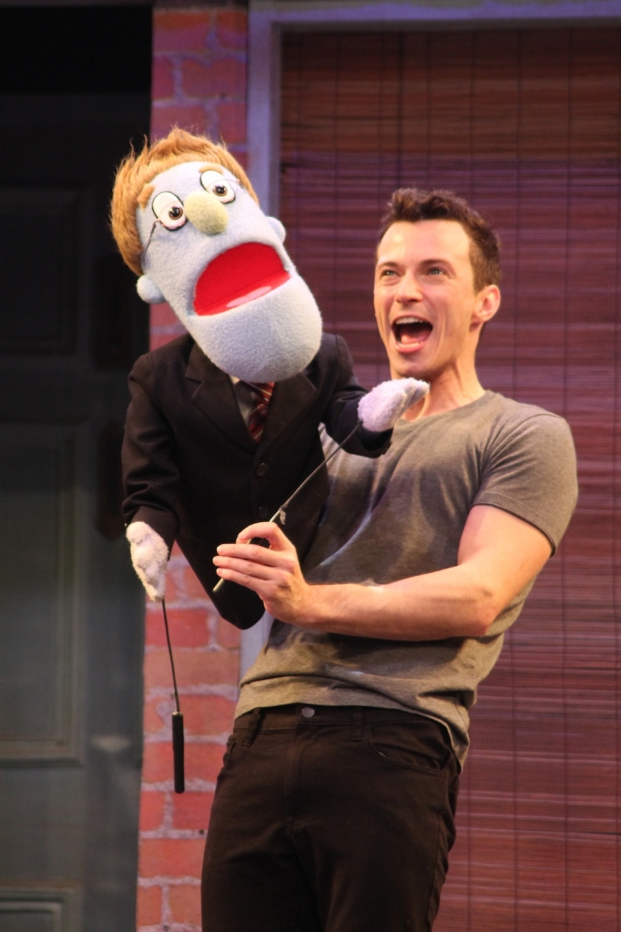 Avenue Q 2016 Melbourne, Ross Hannaford