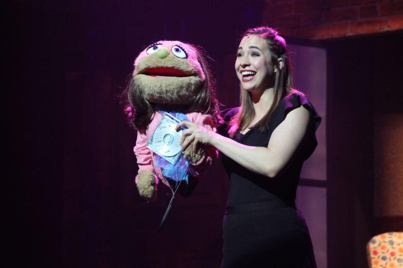 Avenue Q 2016 Melbourne, Sophie Wright