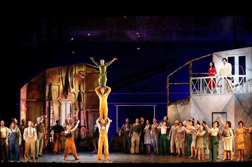 Laughter and Tears 2016 Victorian Opera, Elvira Fatykhova, Rosario La Spina