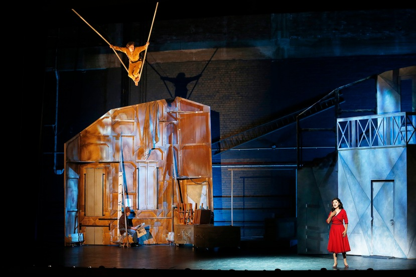 Laughter and Tears 2016 Victorian Opera, Geoff Dunsatn, Elvira Fatykhova