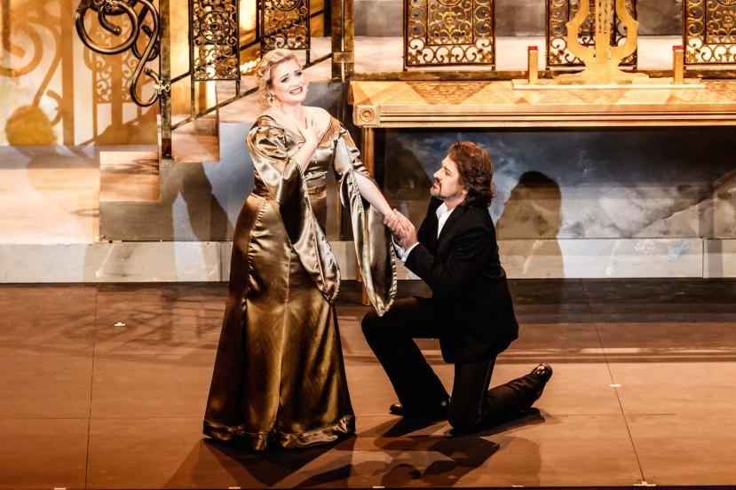 Tannhauser 2016 Melbourne Opera, Lee Abrahmsen, Marius Vlad