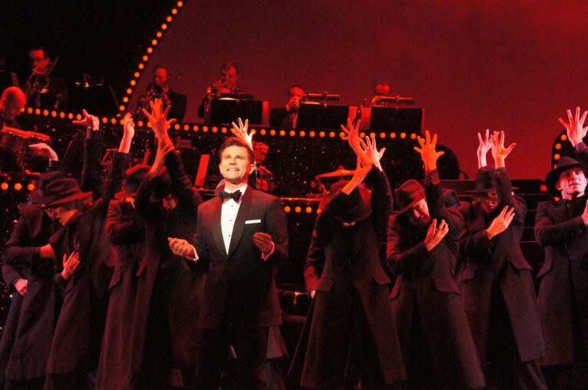 Dream Lover the Bobby Darin Musical, David Campbell