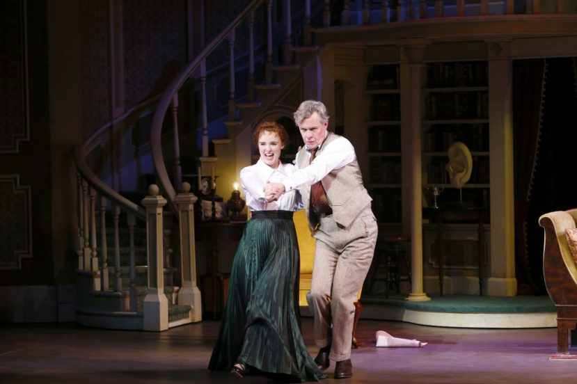 My Fair Lady 2016 Sydney, Opera Australia, Anna O'Byrne, Alex Jennings, The Rain in Spain