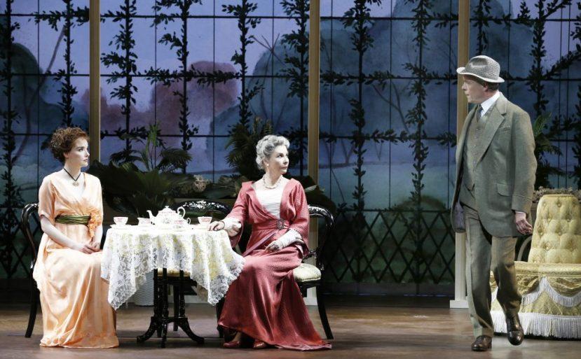 My Fair Lady 2016 Sydney, Opera Australia, Anna O'Byrne, Robyn Nevin, Alex Jennings