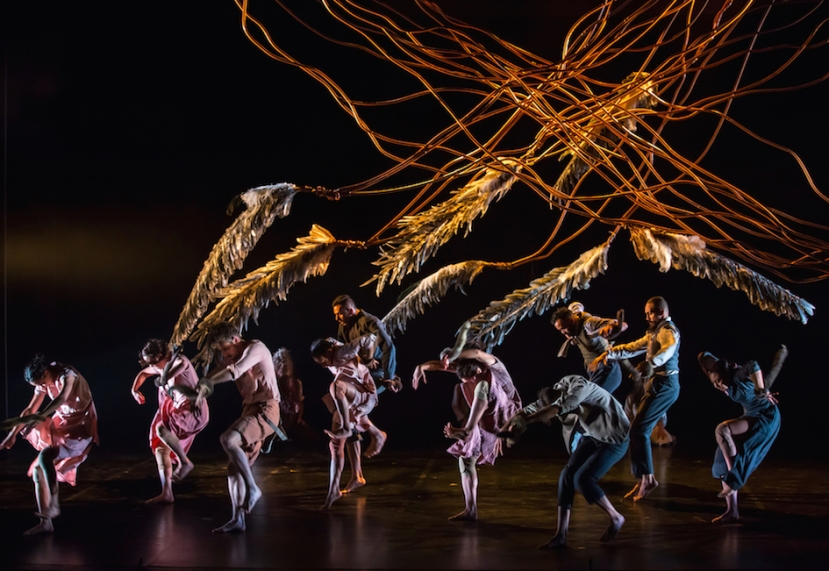 OUR land people stories, Melbourne, Bangarra Dance Ensemble -Miyagan