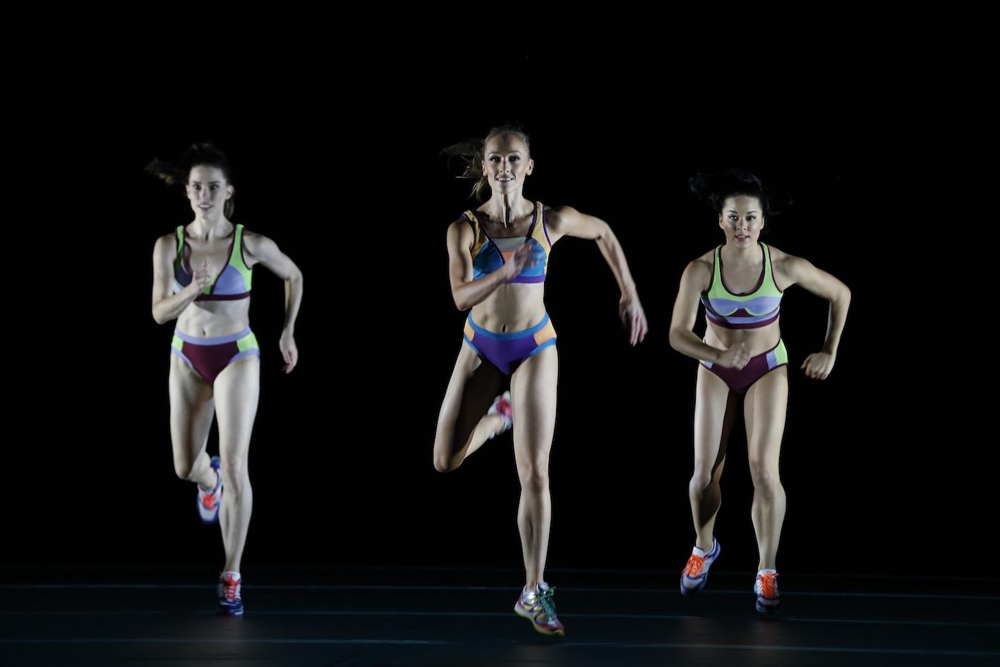 FASTER, The Australian Ballet, Dana Stephensen, Brooke Lockett, Jill Ogaisimonparrismaninchair