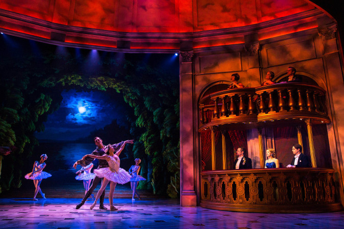 Anastasia the new Broadway Musical review – Simon Parris: Man in Chair