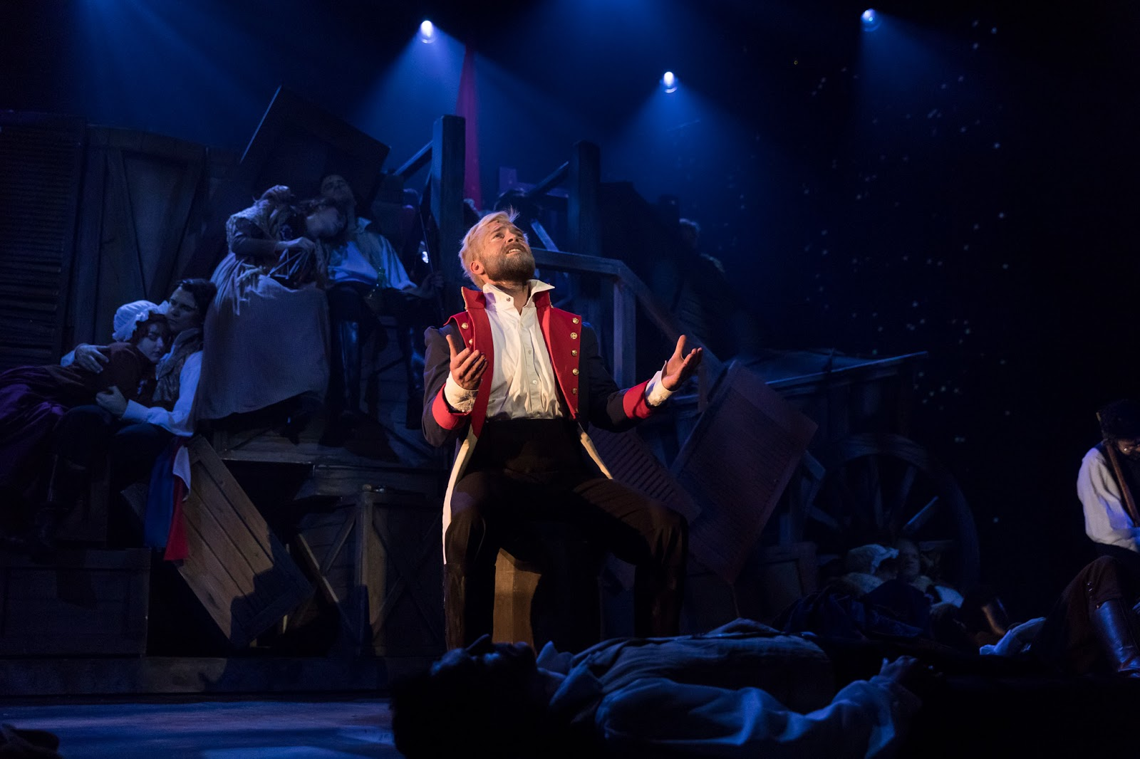 les miserables as a musical Cameron mackintosh presents the new production of alain boublil and claude- michel schönberg's tony award-winning musical phenomenon, les.