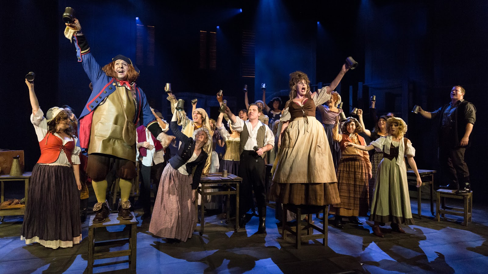 les miserables as a musical Les mis rables character descriptions revised october 18, 2013 note: ages listed are stage age age you must appear on stage we are unable to upload sheet music because of copyright rules our score best matches the 2010.