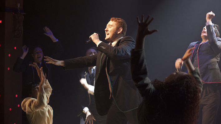 Stageart Spring Awakening Review Simon Parris Man In Chair