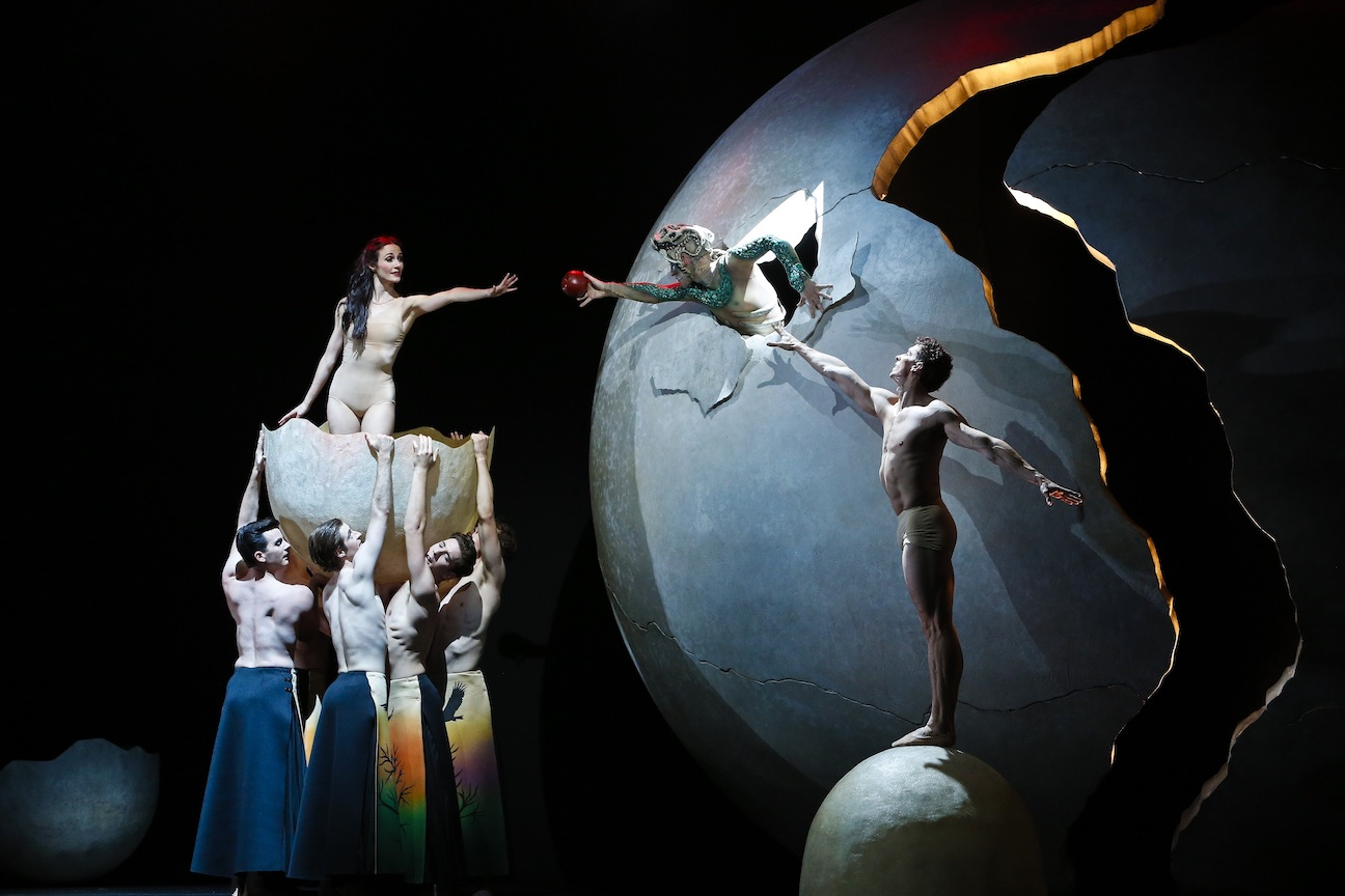 Australian Ballet: Murphy