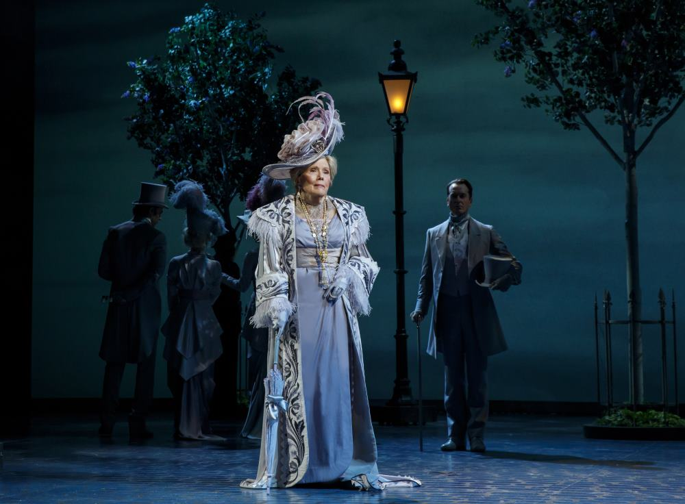 My Fair Lady review [Broadway 2018] – Simon Parris: Man in Chair