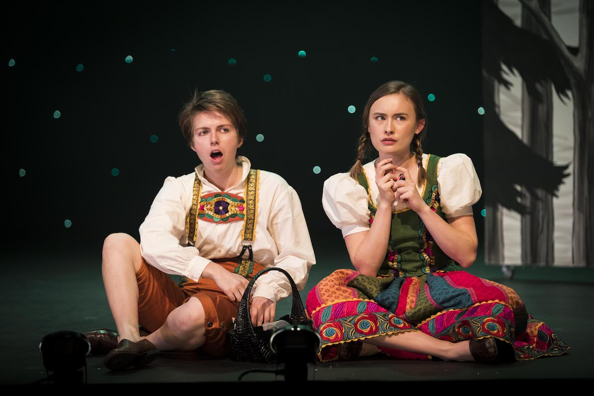 hansel and gretel opera in three acts vocal score