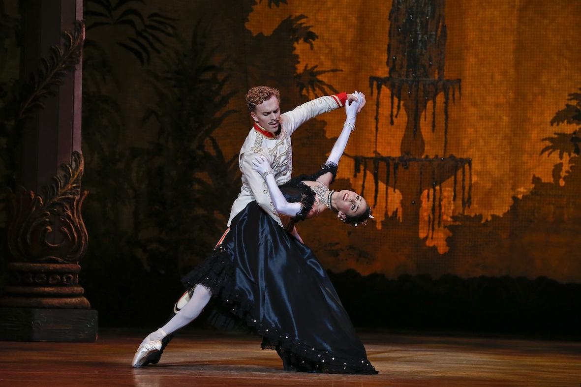 The Merry Widow, The Australian Ballet, Adam Bull, Kirsty Martinsimonparrismaninchair