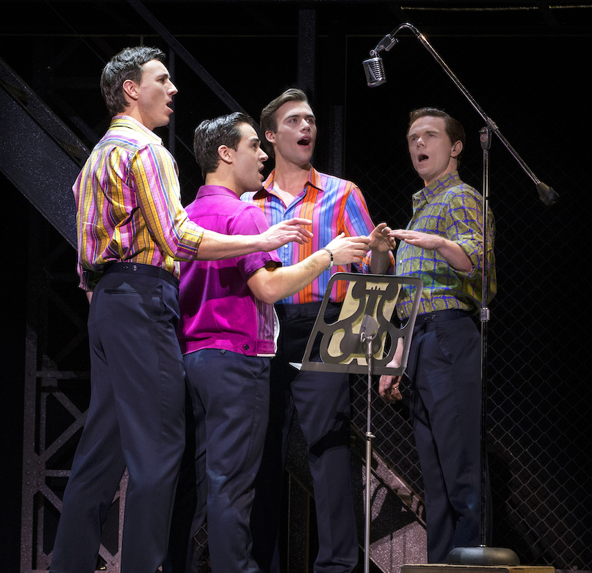 Jersey Boys review [Melbourne 2019] – Simon Parris: Man in Chair
